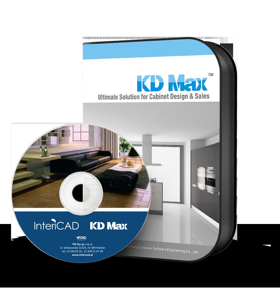 pudełko programu KD Max